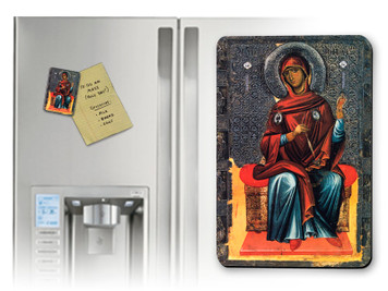Annunciation Icon (Madonna) Magnet
