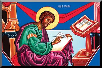 St. Mark by Fr. Thomas Loya