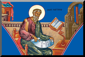 St. Matthew by Fr. Thomas Loya