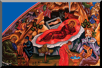 Nativity by Fr. Thomas Loya
