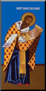 St. Basil the Great by Fr. Thomas Loya