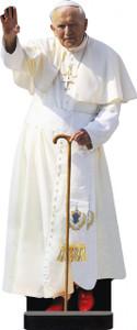 Pope Saint John Paul II Standee