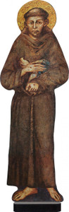 St. Francis Standee