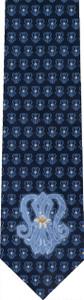 Marian Symbol Tie