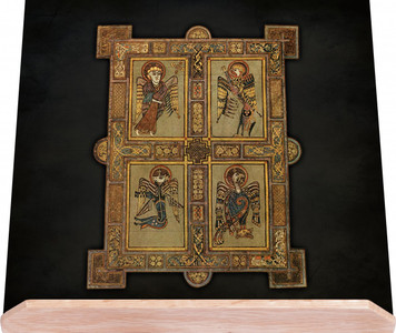 Book of Kells Bible Stand