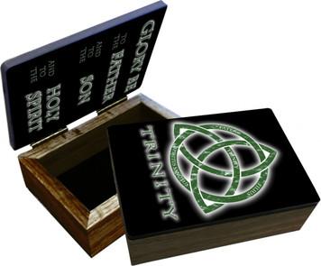 Trinity 3N1 Keepsake Box