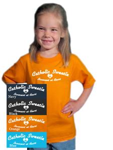 Catholic Sweetie Children's T-Shirt