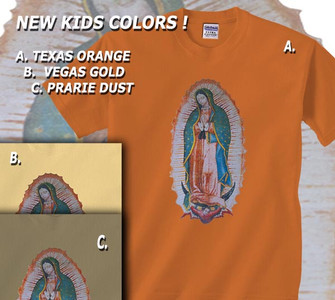 Our Lady of Guadalupe Children's T-Shirt