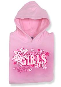 Maria Goretti Girls Club Children's Hoodie