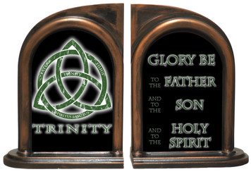 Trinity 3N1 Bookends