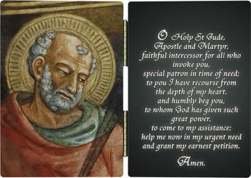 St. Jude Diptych