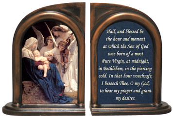 Song of the Angels Bookends