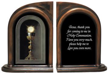 Eucharist Detail Bookends
