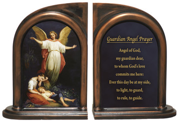 Guardian Angel Bookend