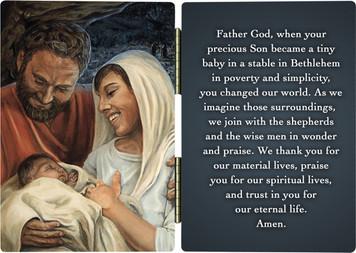 Nativity Diptych