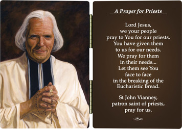 St. John Vianney Diptych