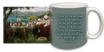 Sermon on the Mount Mug