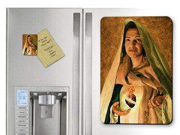Immaculate Heart Magnet