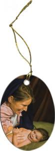 Joy of Mary Ornament