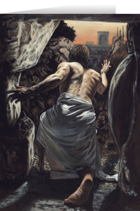 Resurrection (Jenicke) Greeting Card