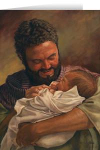 St. Joseph Greeting Card