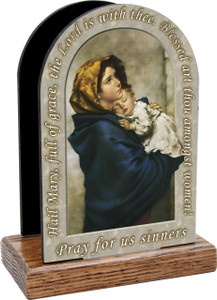 Madonna of the Streets Prayer Table Organizer (Vertical)