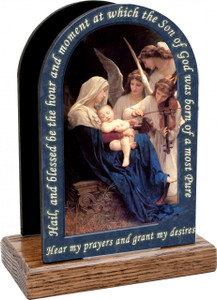 Song of the Angels Prayer Table Organizer (Vertical)