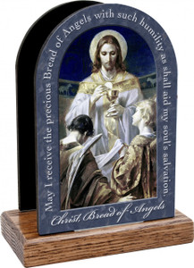 Bread of Angels Prayer Table Organizer (Vertical)