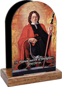 St. Florian Table Organizer (Vertical)