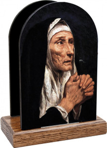 St. Monica Table Organizer (Vertical)