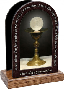 First Communion Vertical Table Organizer
