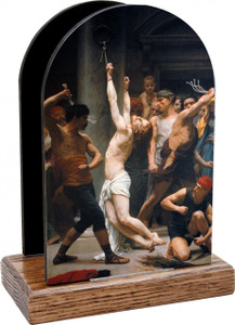 The Flagellation of Christ Table Organizer (Vertical)