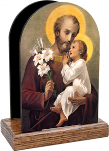 St. Joseph (Younger) Table Organizer (Vertical)