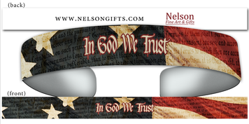 In God We Trust Bracelet