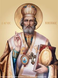 St. Nicholas Poster