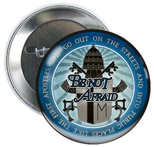 Papal Seal Be not Afraid