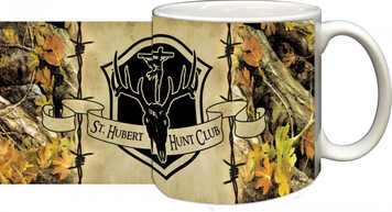 St. Hubert Hunt Club Graphic Mug