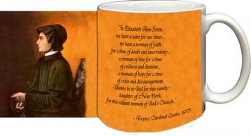 St. Elizabeth Ann Seton Mug