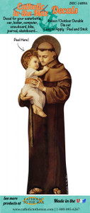 St. Anthony Decal