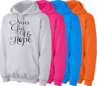 Never Give Up Hope Hoodie
