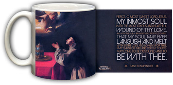 St. Bonaventure Graphic Mug