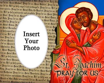 St. Joachim Picture Frame