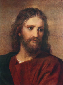 Christ at 33 (Hoffmann)