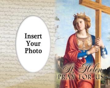 St. Helen Photo Frame