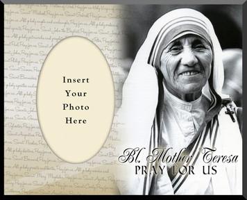 Bl. Mother Teresa Photo Frame