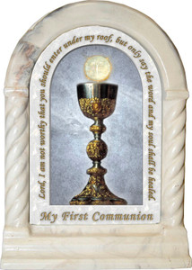 My First Holy Communion Desk Shrine