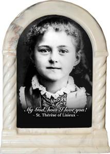 St. Therese (child) Desk Shrine