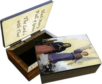 L'Annunciation Keepsake Box