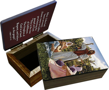Proclamation of the Kingdom Keepsake Box