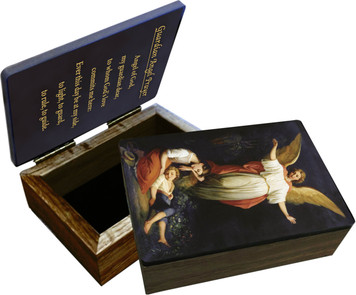 Guardian Angel Keepsake Box